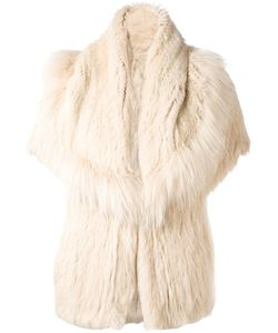 Meteo By Yves Salomon | Rabbit Fur Jacket
