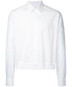 Dressedundressed | Boxy Cropped Shirt 3