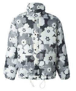 Christopher Shannon | Print Padded Jacket