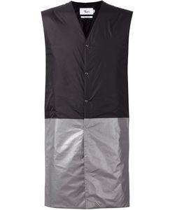 Agi & Sam | Padded Long Line Waistcoat