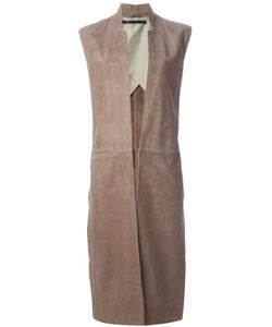 Anne Vest | Long Myriel Waistcoat