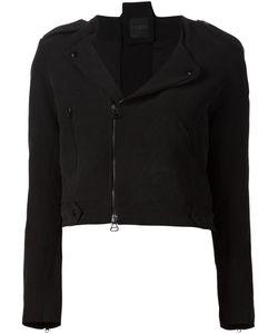 Tvscia | Cropped Jacket
