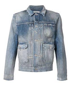 Fadeless | Distressed Denim Jacket
