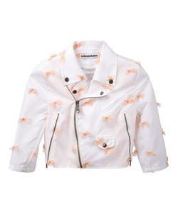 Mikio Sakabe | Bow Embellished Cropped Jacket