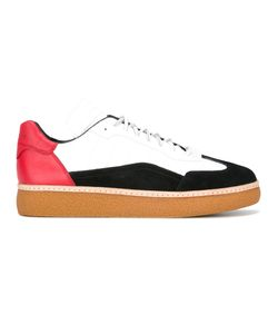 Alexander Wang | Colour-Blocked Lace-Up Trainers 41