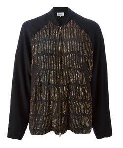 Ann Demeulemeester Blanche   Embellished Bomber Jacket
