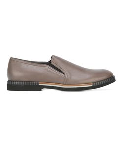 Pollini | Contrast Slippers 44