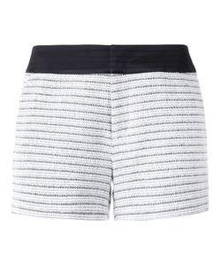 Loveless | Contrast Trim Tweed Shorts