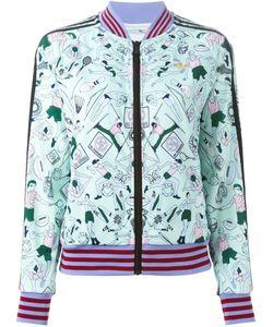Mary Katrantzou X Adidas Originals | Sport Print Bomber Jacket