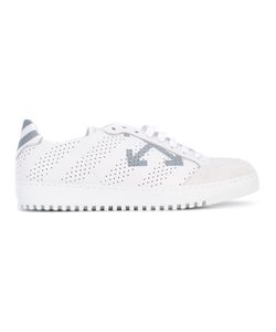 Off-White | Perforated Arrow Sneakers 38