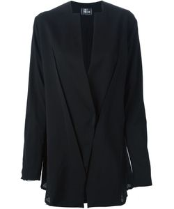 Lost And Found   Paneled Loose Fit Blazer