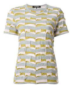 Junya Watanabe Comme Des Garçons   Panel Striped T-Shirt
