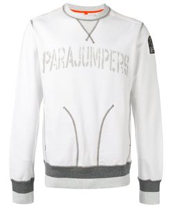 Parajumpers   Printed Chest Sweatshirt S