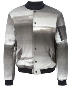 Pigalle | Graphic Print Bomber Jacket