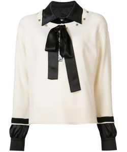 Sonia Rykiel | Shirt Underlay Jumper Size Xs