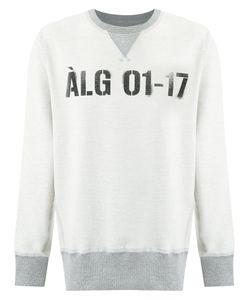 À La Garçonne | Printed Sweatshirt