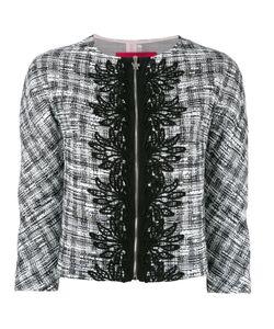Moncler Gamme Rouge | Jacquard Trim Cropped Jacket Ii