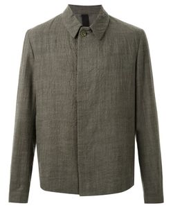 Forme D'expression   Crinkled Effect Boxy Fit Jacket 52
