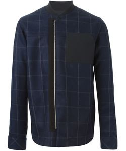 Tim Coppens | Checked Zip Jacket