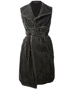 Area Di Barbara Bologna | Laser Padded Belted Gilet Large