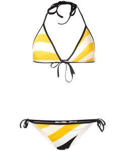 Fendi | Wave Print Bikini Set 42 Polyamide/Spandex/Elastane