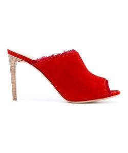 Giuseppe Zanotti Design   Open Toe Mules