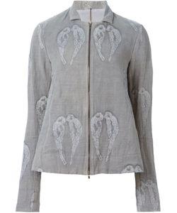 Alice Waese | Embroidered Swing Jacket