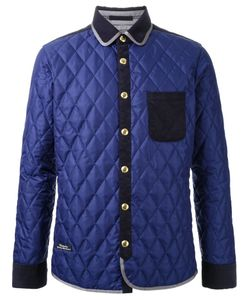 Education From Youngmachines | Quilted Shirt Jacket