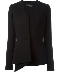 Roberto Capucci | Pleated Detail Blazer