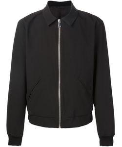 Second/Layer | Cutaway Collar Bomber Jacket