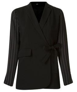 Uma | Side Tie Fastening Blazer