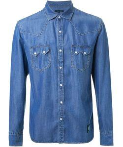 Guild Prime   Snap Button Denim Shirt
