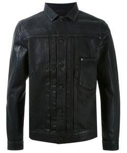 Hl Heddie Lovu | Coated Denim Jacket Xl