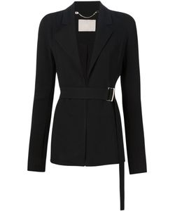 Jason Wu | Belted Crepe Jacket