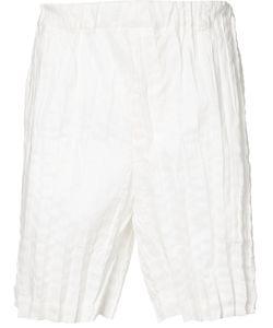 Issey Miyake | Crinkle Effect Shorts