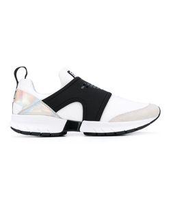 EA7 Emporio Armani | Translucent Panel Sneakers