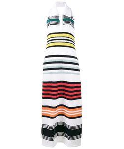 Rosie Assoulin | Rainbow Stripe Knitted Dress