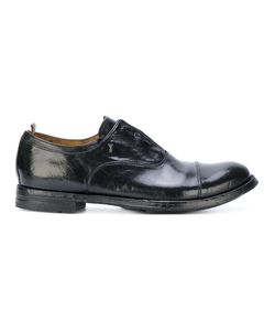 Officine Creative | Worn Out Effect Oxfords