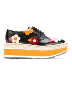 Prada | Platform Lace-Up Shoes Size 38.5