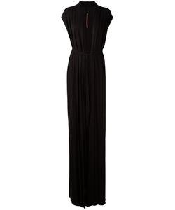Rick Owens Lilies | Sleeveless Long Cardigan Size 38