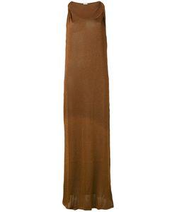 Tomas Maier | Twist Strap Maxi Dress
