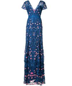 Marchesa Notte | V-Neck Dress Size 2