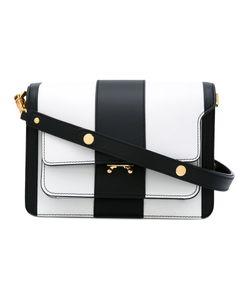 Marni | Striped Shoulder Bag