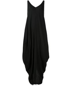 POÈME BOHÈMIEN | Long Draped Dress