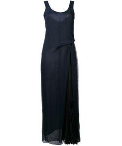 Emporio Armani | Draped Maxi Dress