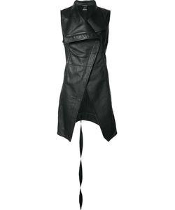 Ann Demeulemeester | Asymmetric Sleeveless Jacket Size 38