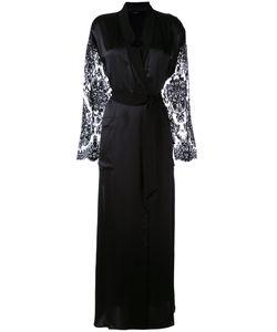 La Perla   Lace Sleeve Robe Size 3