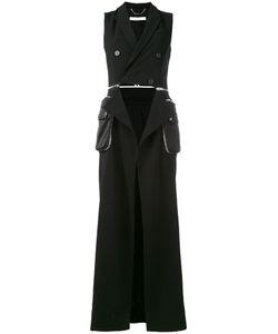 Givenchy | Sleeveless Slit Coat Women 36