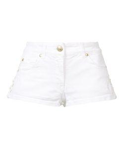 Pierre Balmain   Mini Denim Shorts