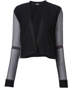 Musée | Sheer Panelled Sleeve Jacket Medium